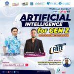 Artificial Intelligence for Gen Z WEBINAR SERIES 7