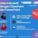Kelas Interaktif dengan ClassPoint dan PowerPoint